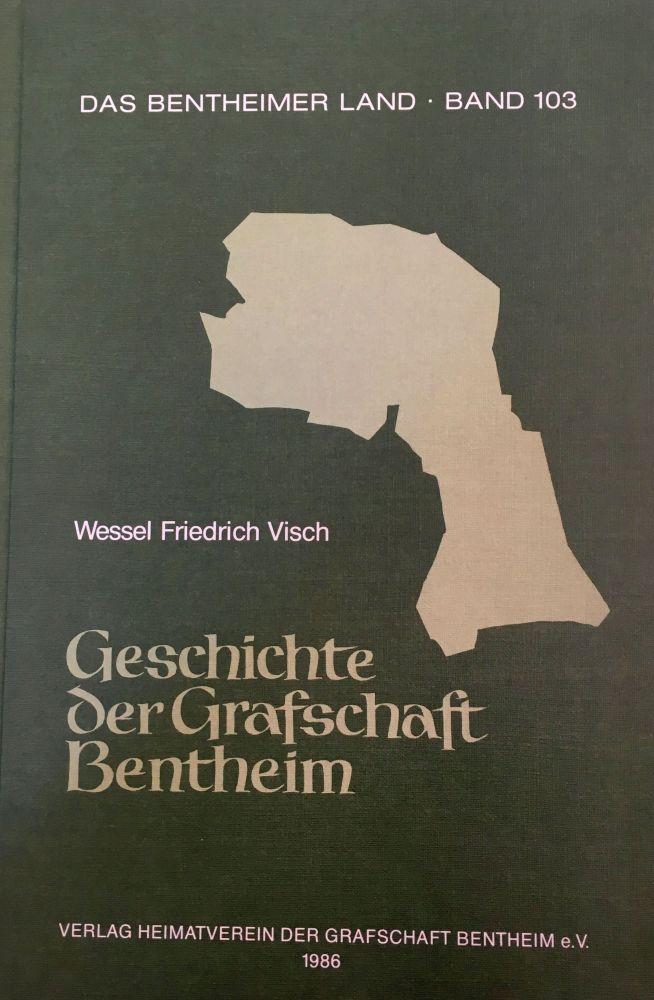 Geschichte der Grafschaft Bentheim