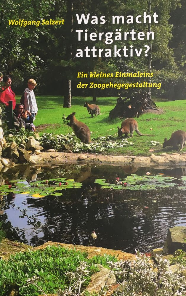 Was macht Tiergärten attraktiv